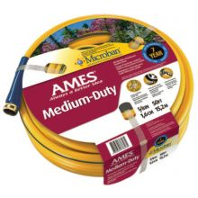"Jackson Professional Tools 4008100A 5/8"" X 50' Yellow All Weather Hose Crushproof Cp"