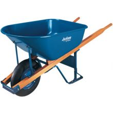 Jackson Professional Tools M6T22 6Cu. Ft. Contractor Wheelbarrow