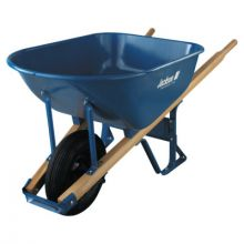Jackson Professional Tools M6T22BB 6Cu.Ft. Steel Tray Contractor Wheelbarrow
