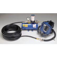 Allegro 9200-01 One Worker Respirator System W/1/3Hp Pum