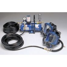 Allegro 9200-02 Two-Worker Mask System 50Ft Hose