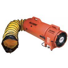 Allegro 9536-25 Plastic Com-Pax-Ial Blower Dc W/25' Ducting