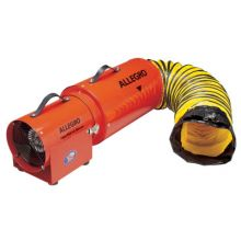 Allegro 9534-25 Ac Com-Pax-Ial Blower W/25Ft Canister 1/3 Hp