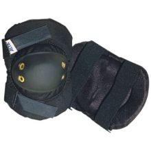 Alta 53010 Flex Industrial Elbow Pads One Size Bl
