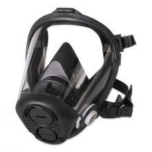North Safety RU65001M Full Facepiece Medium 5Point Harness