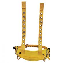 Dbi/Sala 1003222 Derrick Belt Work Positioning Rings Tongue Buc