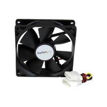 StarTech.com 92x25mm Dual Ball Bearing Computer Case Fan w/ LP4 Connector - 92mm - 2200rpm