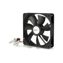 StarTech.com 120x25mm Dual Ball Bearing Computer Case Fan w/ LP4 Connector - 2000rpm