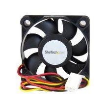 StarTech.com Replacement 50mm Ball Bearing CPU Case Fan - LP4 - TX3 Connector - System fan kit - 60 mm - 50mm - 4500rpm