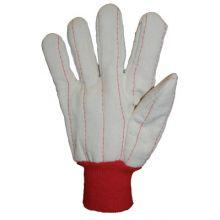 Anchor Brand 1050 Anchor 4518R 18 Oz Cotton Nap-In Double Palm Red (1 PR)