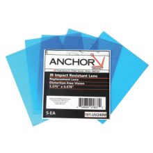 Anchor Brand UV240M Miller Replacement Lenseq 770-240 5Pk