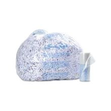 Swingline® Plastic Shredder Bags - 60 gal - 100/Box - Poly, Plastic - Clear
