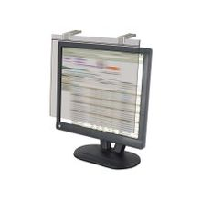 "Kantek LCD20WSV Privacy Screen Filter Silver - For 20"""