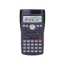 Casio FX-300MSPlus Scientific Calculator - 229 Functions - 2 Line(s) - 12 Digits - Battery/Solar Powered