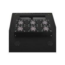 Tripp Lite Intl Rack Enclosure Server Cabinet Roof Mount Fan Panel Airflow Mgmt 230V - 6 Fan - 420 CFM