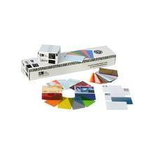 "Zebra Premier Blank PVC Card - 2.13"" Width x 3.38"" Length - White"