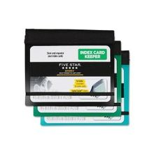 Mead Advance Index Card Keeper - 1 / Each - Assorted