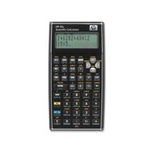 "HP 35s Scientific Calculator - 100 Functions - Independent Memory, Keystroke Programming, Power OFF Memory Protection - 30 KB - 2 Line(s) - 14 Digits - LCD - Battery Powered - 2 - CR2032 - 3.2"" x 0.7"" x 6.2"" - Black - Plastic - 1 Each"