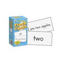 Carson-Dellosa Basic Sight Words Flash Card Set - Word