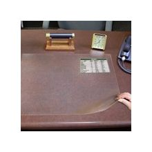"""Artistic SS1924 Second Sight Desk Protector - 25 Protector of 19"""" Length x 24"""" Width - Rectangle - Clear - Plastic - 1Each"""