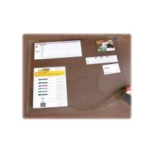 """Artistic SS2036 Second Sight Desk Protector - 25 Protector of 20"""" Length x 36"""" Width - Rectangle - Clear - Plastic - 1Each"""