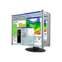 """Kantek MAG19WL Magnifying Screen Filter for Widescreen Monitor Silver - For 20"""""""