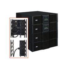 Tripp Lite UPS Smart Online 20000VA 18000W Rackmount 20kVA 200-240V USB DB9 Manual Bypass Switch Hot Swap 12U - 4.30 Minute Full Load - 12.50 Minute Half Load - 20 kVA / 18 kW - SNMP Manageable - 8