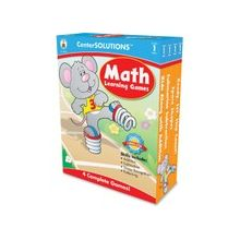 CenterSOLUTIONS Math Learning Games Board Game - Educational - 2 to 4 Players