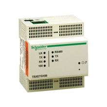 APC ConneXium Ethernet Gateway TSXETG100 - Twisted Pair - 1 x Network (RJ-45) - 10/100Base-TX - Fast Ethernet - Rail-mountable