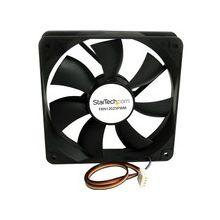 StarTech.com 120x25mm Computer Case Fan with PWM - 1 x 120mm - 2200rpm Lubricate Bearing