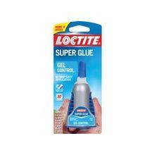 Loctite Gel Control Super Glue - 0.14 fl oz - 1 Each - Clear