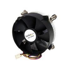 StarTech.com 95mm CPU Cooler Fan with Heatsink for Socket LGA1156/1155 with PWM - 1 x 95mm - 3000rpm Lubricate Bearing
