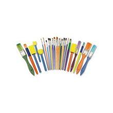 ChenilleKraft Assorted Brush Starter Set - 25 Brush(es) - Assorted