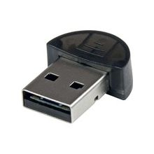 StarTech.com Mini USB Bluetooth 2.1 Adapter - Class 2 EDR Wireless Network Adapter - Mini USB - 3Mbps - Bluetooth 2.1