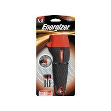 Energizer ENRUB21E Flashlight - AA - RubberBody - Red