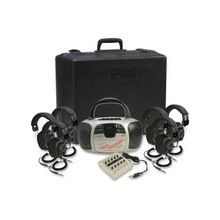Califone Spirit Listening Center W/ 6Headphone Via Ergoguys