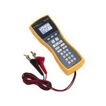 Fluke Networks Test Set + TDR, ABN with Piercing Pin - Cable Length Testing, Voice Signal Testing, Video Signal Testing, Voltage Monitor, Current Measurement