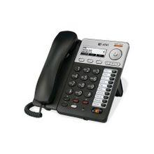 AT&T Syn248 SB35025 IP Phone - Wireless - Desktop, Wall Mountable - Black, Silver - 1 x Total Line - VoIP - Caller ID - Speakerphone - 2 x Network (RJ-45) - PoE Ports