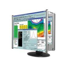 """Kantek LCD 22"""" Monitor Magnifier - Acrylic Lens"""