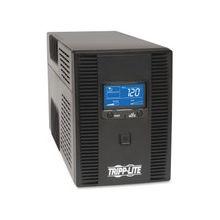 Tripp Lite 1500VA Tower UPS - 1500 VA/900 W - Tower - 10 x AC Power - Brownout, Surge