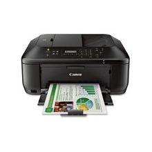 Canon PIXMA MX532 Inkjet Multifunction Printer - Color - Photo Print - Desktop - Copier/Fax/Printer/Scanner - 9.7 ipm Mono/5.5 ipm Color Print (ISO) - 46 Second Photo - 4800 x 1200 dpi Print cpm Mono/4.7 cpm Color Copy LCD - 1200 dpi Optical Scan - Autom