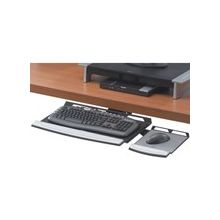 "Office Suites Keyboard Tray - 2"" Height x 30.3"" Width x 13.9"" Depth - Black"