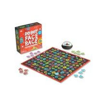 Educational Insights Robot Face Race Game - Matching - 2 to 4 Players