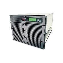 APC Symmetra RM 2kVA Scalable to 6kVA UPS - 12.3 Minute Full Load - 6kVA - SNMP Manageable