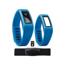 Garmin Vivofit Fitness Band Bundle - Wrist - Blue - Health & Fitness