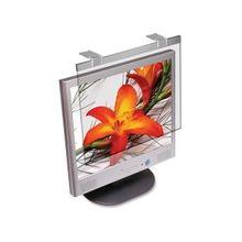 "Kantek LCD Protective Filter Silver - For 21.5"", 22""Monitor"