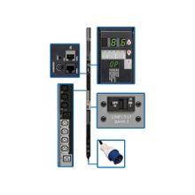 Tripp Lite PDU 3-Phase Switched 240V 10kW IEC-309 24 C13 6 C19 0URM TAA - 24 x IEC 60320 C13, 6 x IEC 60320 C19 - 10 kVA - 0UVertical Rackmount, Toolless-mount