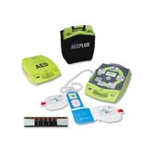 ZOLL CPR Feedback Fully Automatic AED - Automatic - Lime Green