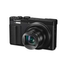 "Panasonic Lumix DMC-ZS50 12 Megapixel Compact Camera - Black - 3"" LCD - 16:9 - 30x Optical Zoom - 4x - Optical (IS) - 4000 x 3000 Image - 1920 x 1080 Video - HDMI - HD Movie Mode - Wireless LAN"