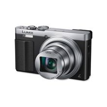 "Panasonic Lumix DMC-ZS50 12 Megapixel Compact Camera - Silver - 3"" LCD - 16:9 - 30x Optical Zoom - 4x - Optical (IS) - 4000 x 3000 Image - 1920 x 1080 Video - HDMI - HD Movie Mode - Wireless LAN"